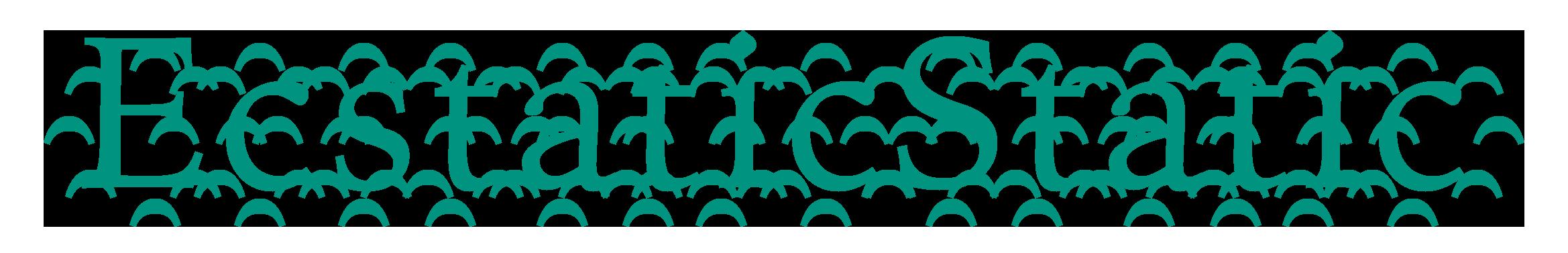 Ecstatic Static logo